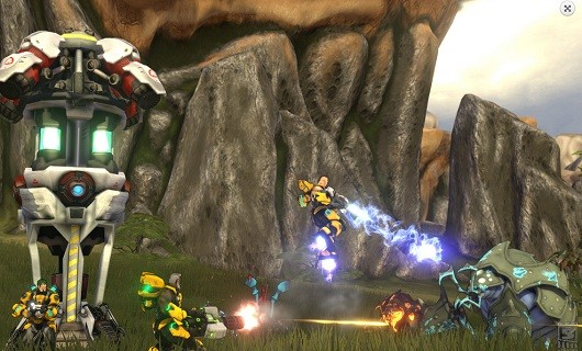 firefall beta weekends schedule