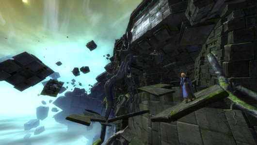 Guild Wars 2's new Fractals of the Mists dungeon detailed in new vid