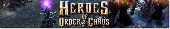 Heroes of Order and Chaos title image