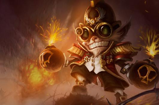 The Summoner's Guidebook Roaming the jungle in League of Legends Dominion