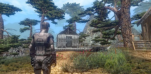 The Repopulation's monthly update details multiplayer vehicles