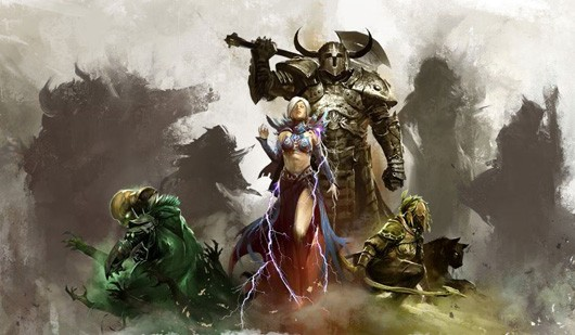 Guild Wars 2 to get a referafriend free trial weekend
