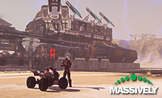 Massively Exclusive Matt Higby reveals accountwide SC unlocks coming to PlanetSide 2
