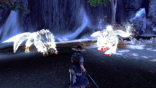 Massively Exclusive  RaiderZ announces launch with new screens and a video