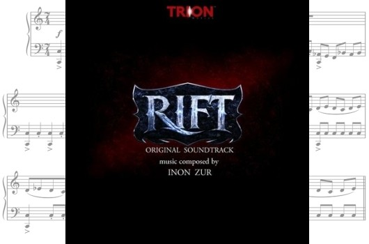 Jukebox Heroes RIFT's soundtrack
