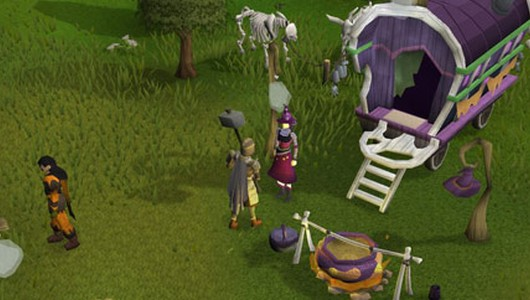 RuneScape's oracle predicts 2012 and beyond