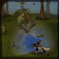 RuneScape improve your Woodcutting skill