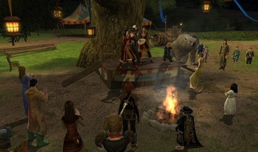 The Road to Mordor Sandbox features that would serve LotRO well