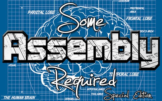 Some Assembly Required  A Greed Monger interview