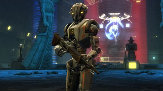 New SWTOR dev diary highlights Section X and game update 15