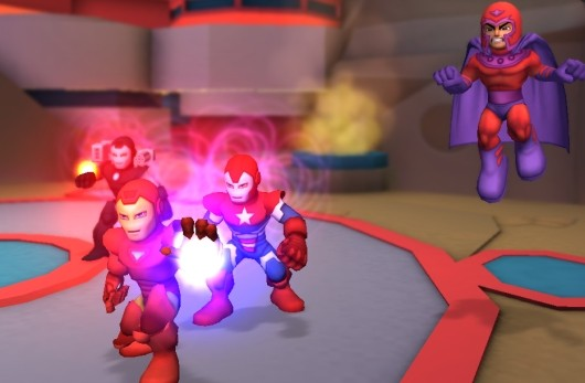 Super Hero Squad Online tops four million registered players