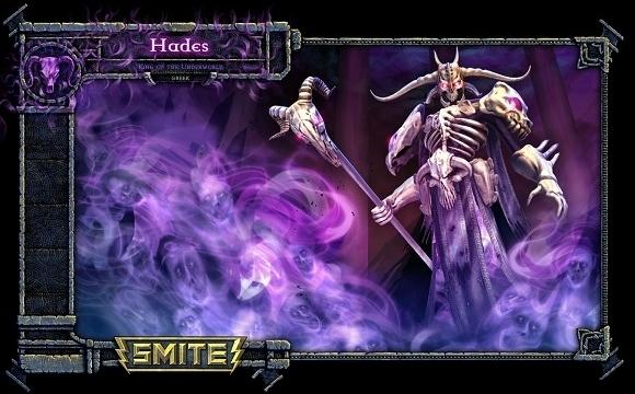 Teaming up with HiRez for some Halloween SMITE
