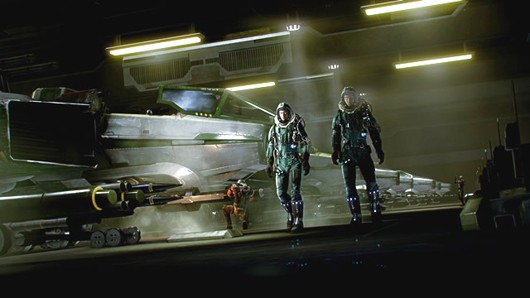 Star Citizen well ahead of crowd-funding schedule, stretch goals added