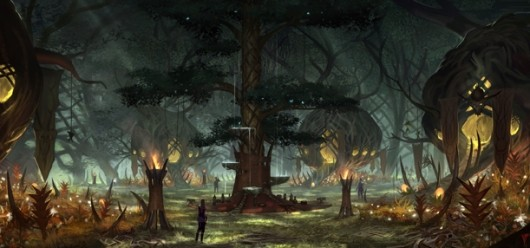 The Elder Scrolls Online grapples with questions of race, story, and setting