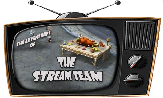 The Stream Team Giving thanks edition, November 1925, 2012