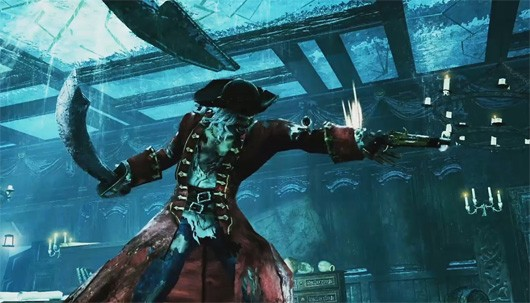 Vindictus Season 2 video stars pirates and cannibals