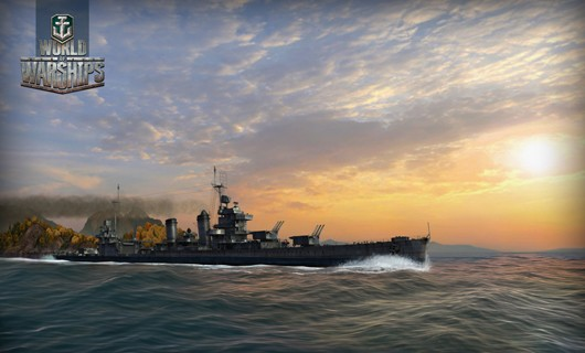 World of Warship's debut screenshots show off photorealism