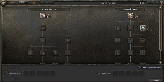 Wizardry Online goes into game mechanic specifics
