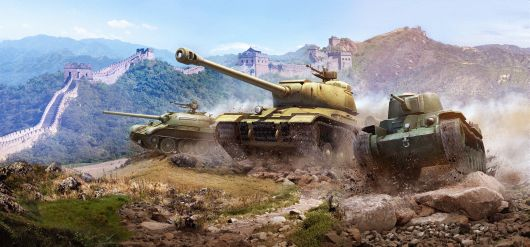 Massively Exclusive World of Tanks rolls out Chinese tanks for Update 82