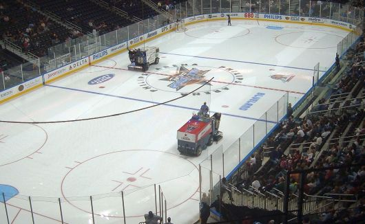 Girls like a man with his own zamboni.  Until they find out he doesn't have an ice rink.