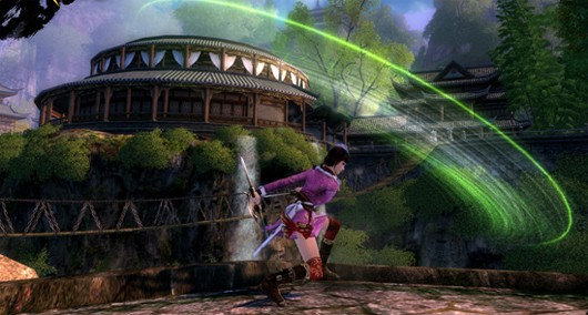 EU Age of Wulin emphasizes guild features ingame and offers private guild forums