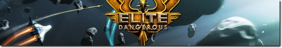 Elite: Dangerous title image