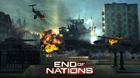 End of Nations concept art