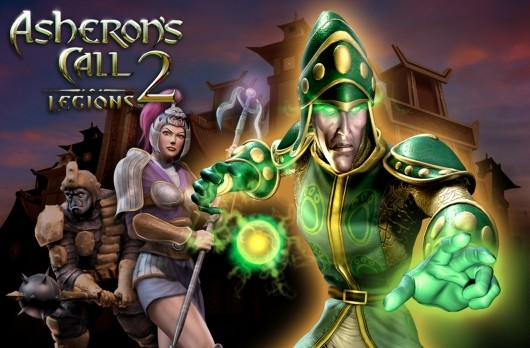 Turbine brings back Asheron's Call 2