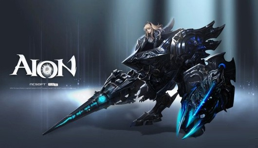 Aion's new class looks like a battlemech