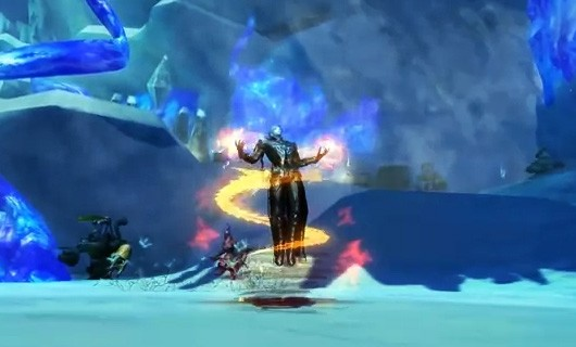 Tour the lands and classes of Aion 40 in two new trailers