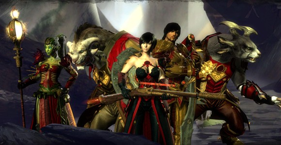 Flameseeker Chronicles The Guild Wars 2 end of the year awards