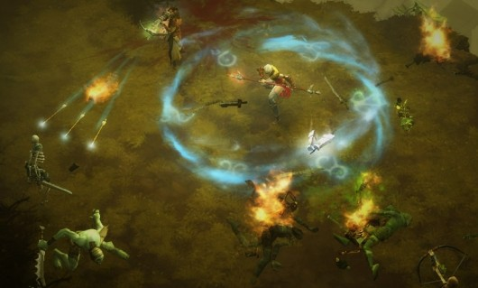 Blizzard internally running Diablo III on consoles