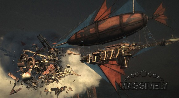 Guns of Icarus Online - scrap metal