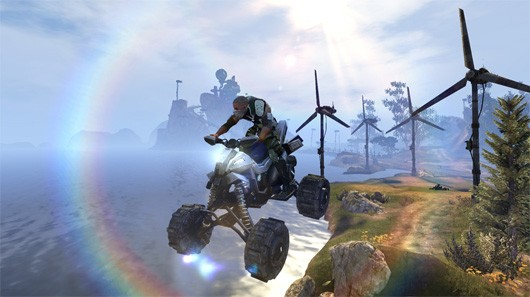 Defiance producer discusses game systems and payment model