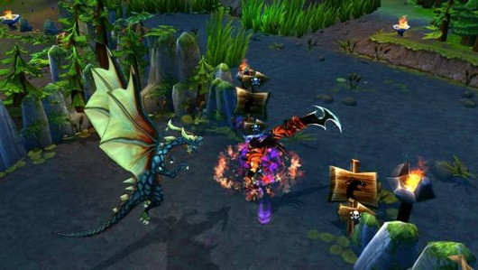 League of Legends gameplay screenshot