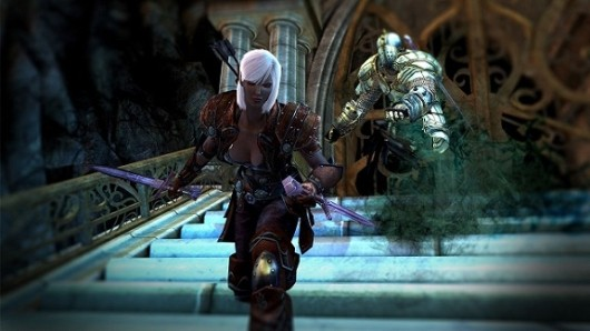 Neverwinter boasts character customization equal to Cryptic's other titles