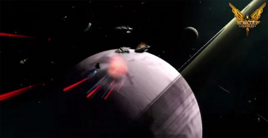 Elite Dangerous video dev diary discusses roles, demonstrates dogfight