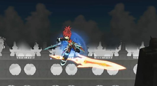 Elsword Online trailer introduces Sheath Knight class