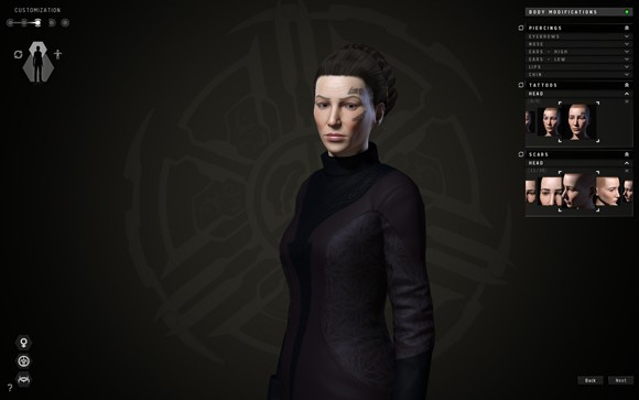 EVE Character