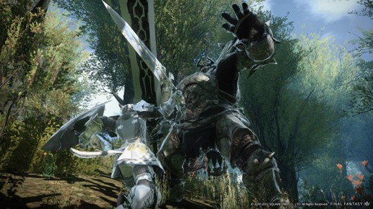 Final Fantasy XIV - A Realm Reborn announcement trailer