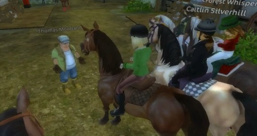 Star Stable screenshot
