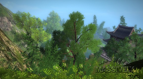 Age of Wushu - View from the Scholar's perch