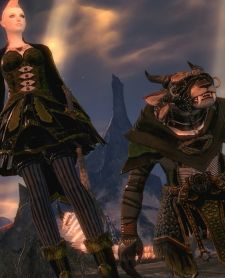 I kind of miss the days when we'd just wait for a Monk and a Warrior and we'd be good.