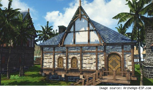 ArcheAge - I want this house