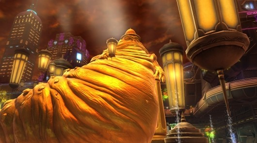SWTOR dev talks expansion skills, planet, and gear
