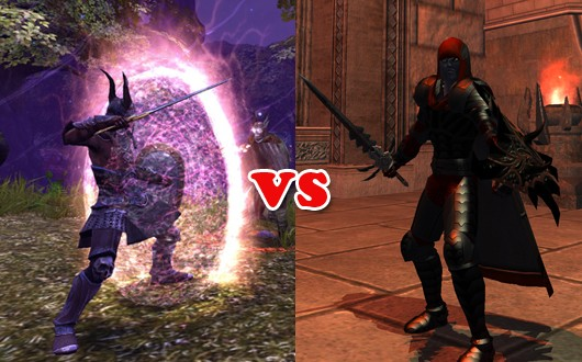 RIFT Reaver vs. EverQuest II Shadowknight
