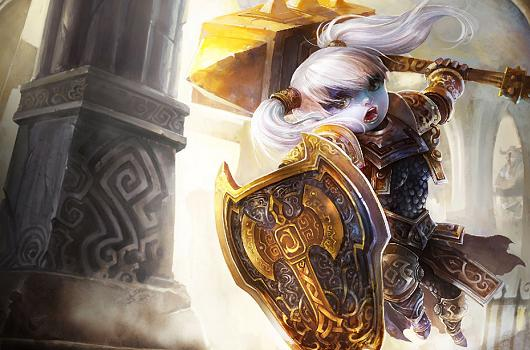 The Summoner's Guidebook One lady fights for equality in the League of Legends