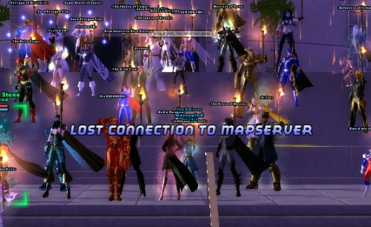 The final mapserve in City of Heroes. We love you CoH.