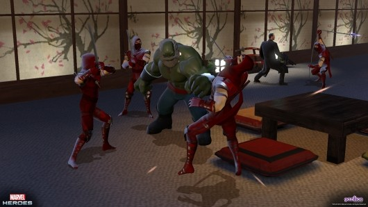 First Impressions Make mine Marvel Heroes