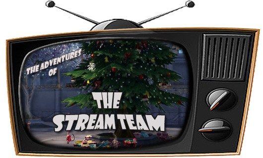 The Stream Team  Peace on Earth edition, December 24  30, 2012
